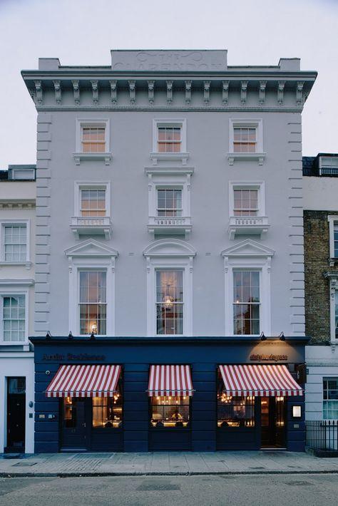Artist in Residence boutique hotel in London's Pimlico neighborhood