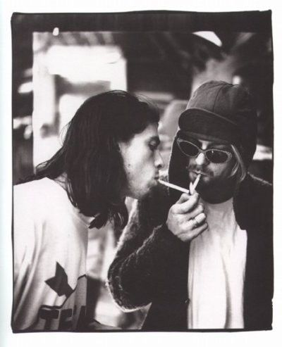 Two thirds of Nirvana <3