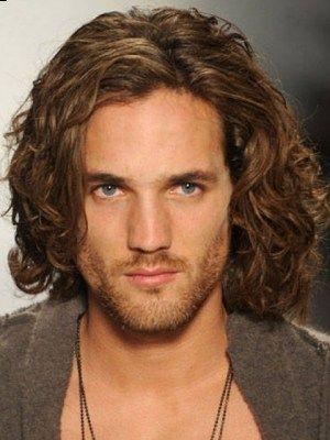 54 Striking Medium Length Hairstyles For Men Long Hair Styles Men Long Curly Hair Men Men S Long Hairstyles