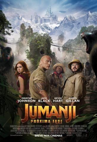 Assistir Jumanji Proxima Fase Em 2020 Filmes Completos