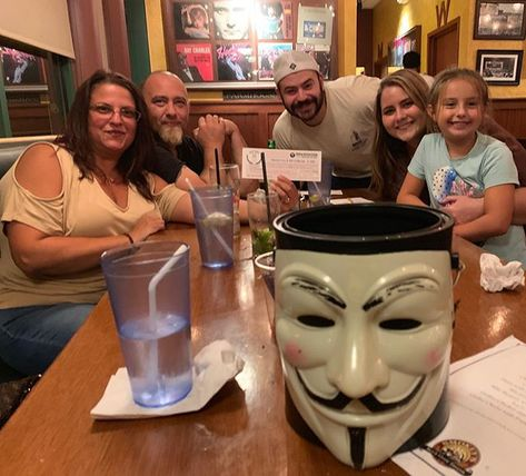 Congratulations to Team The Secret Weapon for winning our Featured Brewery Prize to Man Skirt Brewing at Smokey's Brick Oven Tavern! . . #trivianight #triviawinners #TriviaRevolution #notyouraveragetrivia #revolutioniscoming #lettherevolutionbegin #jointherevolution #revolution #guyfawkes #craftbeer #craftbeerrevolution #craftbeernotcrap #craftbeerporn #craftbeernj #njcraftbeer #drinklocal #NJCB #NJCBmember #njbeer #njbrewery #triviatuesday