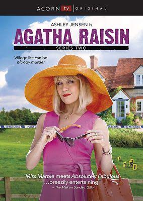 New Age Mama Agatha Raisin Series 2 In 2019 Agatha Raisin