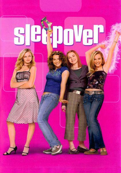 Pijamada Sleepover Peliculas Para Adolescentes Peliculas De Chicas Peliculas De Adolescentes