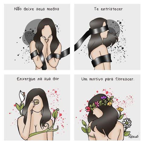 #ilustração #ilustration #ilustrações #meninastumblr #florescer