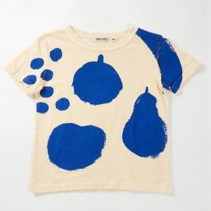 Big Fruits short sleeve t-shirt Bobo Choses SS16