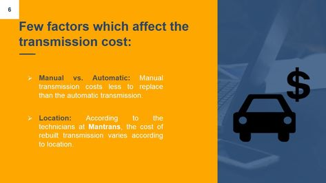 How Much Does A Transmission Cost >> Pinterest