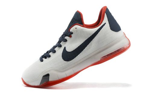 new arrival bbd4b 01a90 Free Shipping Only 69  Kobe 10 UCONN PE NCAA MARCH MADNESS Navy White Red
