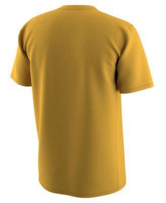 Nike Men's West Virginia Mountaineers Fresh Trainer Hook T-Shirt Q0rf614Po