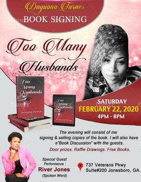 Design Book Signing Book Launching Any Event Flyer Poster By Ayaandesignz Event Flyer Book Launch Book Design