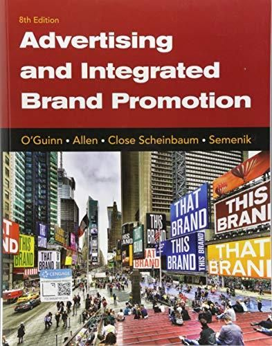 Advertising and Integrated Brand Promotion - Default