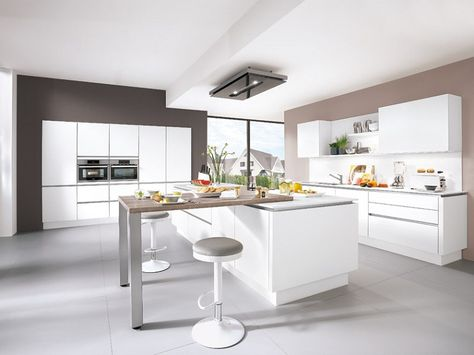 Cucina bianca: 10 idee di arredamento moderno per ogni gusto ...