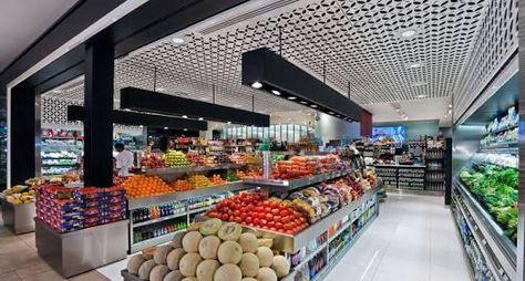 Supermarket Lighting Design Google Search Fruit Veg
