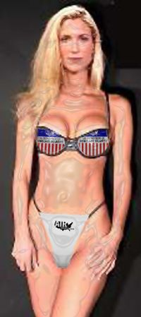 Ann Coulter Photos Swimsuit
