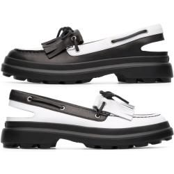 Most up-to-date Pictures Camper Twins, flat shoes women, black / white, size 41 (eu), CamperCamper Strategies Have you been looking for cheap wedding rings? At EFES you can find wedding bands from Nuremberg.