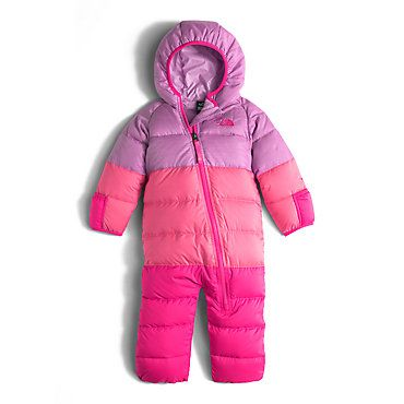 a758049ff63c Infant lil  snuggler down suit