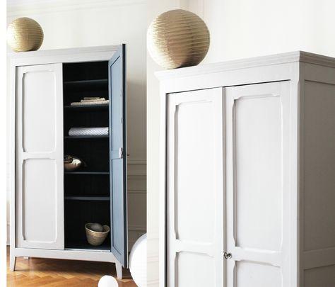 Armoire parisienne vintage mobilier chambre bébé TRENDY LITTLE 5 ...