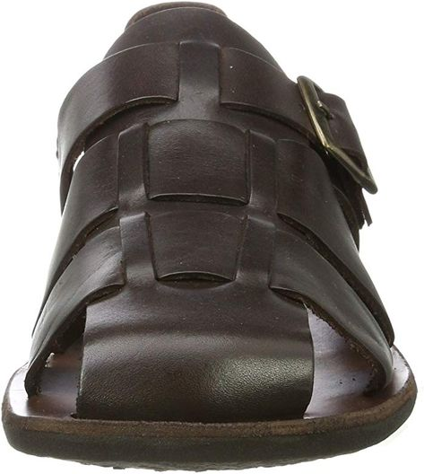 Chaussures Bateau en Cuir-Homme-Noir -43 EU Iconic find Black