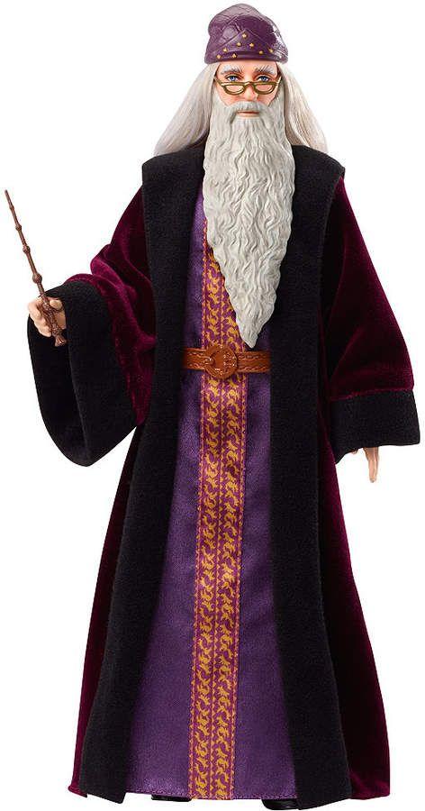 Barbie Harry Potter Albus Dumbledore Doll Harry Potter Dolls Harry Potter Dumbledore Albus Dumbledore