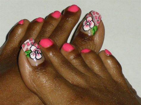 Pinky (Toes) - Nail Art Gallery