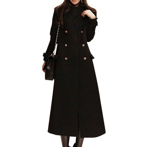 Mantel 2019 Mode Woll Lange Winter Extra InDamen UVpqMGSz