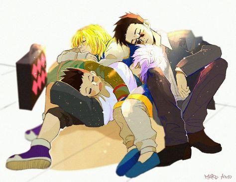 Hunter x Hunter / #anime