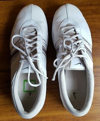 Nike Power Channel White and GreyBrown TaC Womens Golf
