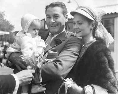 ERROL FLYNN BEVERLY AADLAND 5X7 PHOTO FAMOUS COUPLE RARE PICTURE 1959