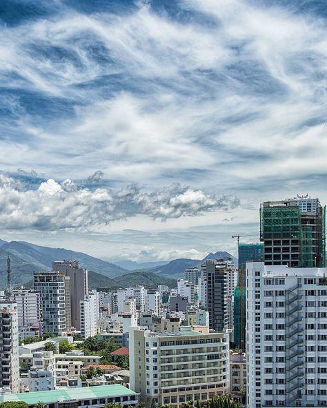 skyview #archivephoto Вид на город с...