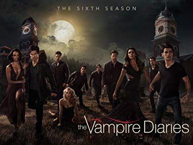Prime Video Cronicas Vampiricas Temporada 6 Vampire Diaries