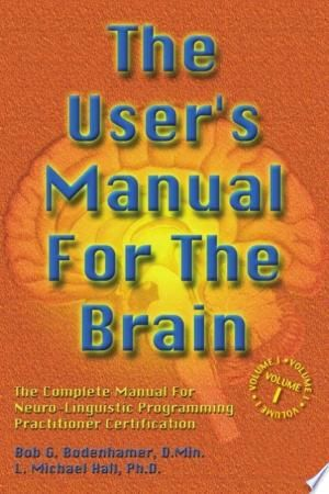 Download The User S Manual For The Brain Volume I Pdf Linguistics User Manual Neuro