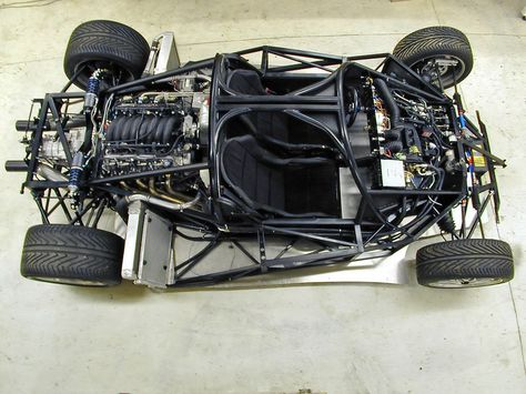 122 Best Space Frame Chassis Design Images On Pinterest Car