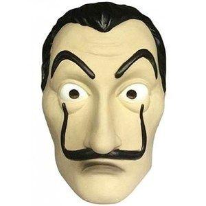 Salvador Dali Mask From La Casa De Papel Casa De Papel In