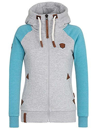 Naketano Women's Zipped Jacket Mach Klar jetzt III