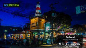 Rua Guarani Em Ubatuba Compras Gastronomia E Entretenimento