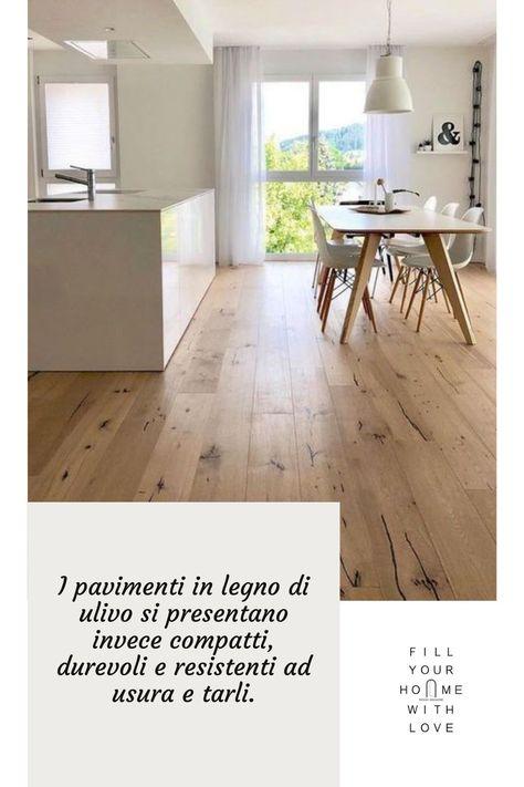 Pavimenti in legno: tra calore e design | Fillyourhomewithlove