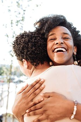 23 Tips For How To Cheer Someone Up Purewow Advice Wellness Relationships Cheer Someone Up How To Relieve Stress Cheer