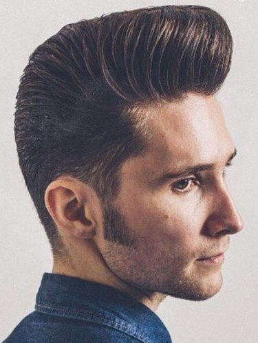 24 Most Versatile Hairstyles For Men With Straight Hair Hairstyles 2020 Mens Hairstyles Pompadour Pompadour Haircut Pompadour Hairstyle