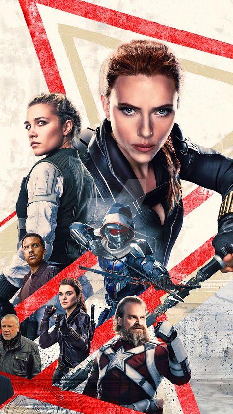 Black Widow 2020 Total Film Wallpapers | hdqwalls.com