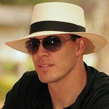 5f84a49df577 Tejidos sombreros de playa para hombre verano 2019   DIADEMAS Y ...