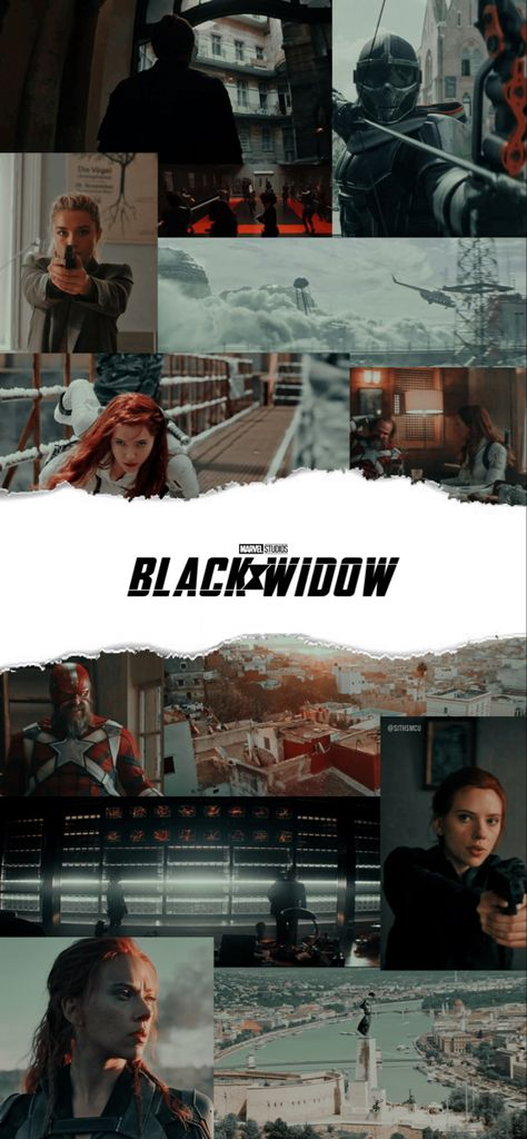 black widow lockscreen or wallpaper