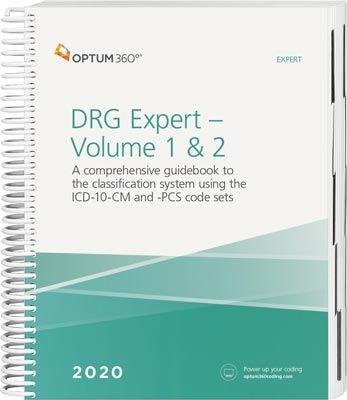 Drg Expert 2020 Volumes 1 And 2 Book Organization Pdf Download Free Ebooks