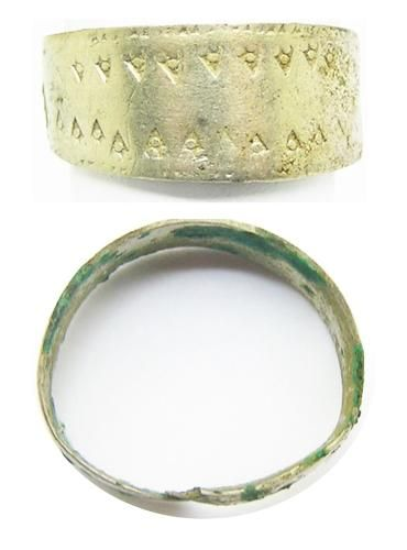 Ancient Scandinavian Viking Punched Finger Ring In 4 Anglo Saxon Viking In 2020 Ancient Jewelry Viking Jewelry Metal Jewelry