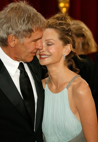 Harrison Ford And Calista Flockhart 2008 With Images Harrison