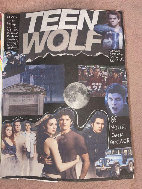 teen wolf film journal @journalwsophie_