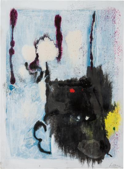 PHILLIPS : NY030214, Helen Frankenthaler, Spring Run XXVI