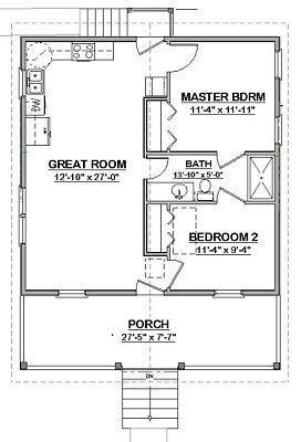 Sale Custom Small House Home Building Plans 2 Bed Narrow 784sf Pdf Permit Set Aguasresiduales Agua Tiny House Floor Plans House Floor Plans House Blueprints