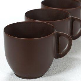 Dark Chocolate Coffee Mug 1 X 2 25