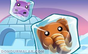 Ice Blocks Oyun Neseli