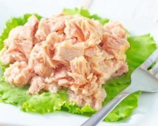 Salade de thon, vinaigrette citron-aneth - #citron-aneth #de #Salade #thon #vinaigrette