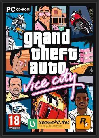 Gta Vice City Game Download For Pc Free Grand Theft Auto Pc Games Download Grand Theft Auto Games
